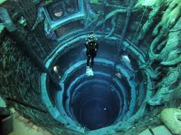 Dubai Opens World's Deepest Diving Pool, Complete With a Sunken City